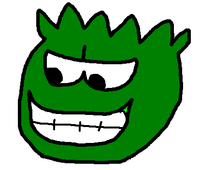 Dark Green Puffle discovered!
